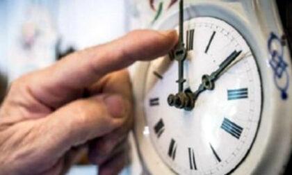 Cambio dell'ora 2020 da legale a solare: domenica si dorme un'ora in più