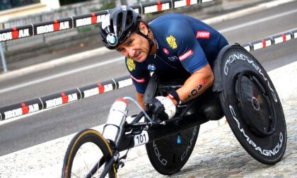Grave incidente con la handbike per Alex Zanardi