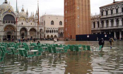 Allerte meteo in tutto il Nord, a Venezia prevista acqua alta