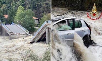 Maltempo: dispersi in Piemonte, in Lombardia esondano fiumi e laghi, a Venezia il Mose ferma l'acqua alta