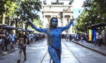 Le foto più curiose del Milano Pride