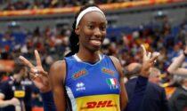 Paola Egonu porterà la bandiera a cinque cerchi alle Olimpiadi di Tokyo
