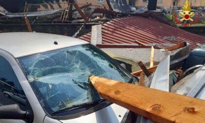 Le immagini di una domenica di devastazioni in Lombardia per il maltempo. Le previsioni per le prossime ore
