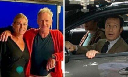 Sting apre una pizzeria in Toscana, Accorsi gira una nuova fiction a Como