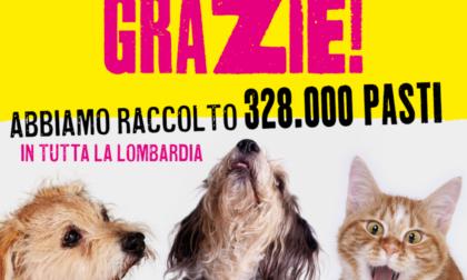 Record per il Pet Day Coop: raccolti 328mila pasti