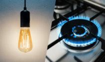 Bollette luce e gas: il Governo ci metta una pezza e si accolli parte dei rincari