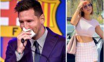 Una modella di Playboy ha offerto 600mila sterline per il fazzoletto di Messi