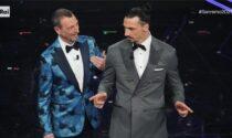 "Ibra torna a Sanremo? Lui chiede ad Amadeus se lo deve ""salvare"" di nuovo..."
