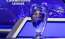 Champions League: Inter-Real, Juve-Chelsea, Milan-Liverpool  e Atalanta-Manchester Utd