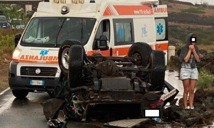 Tromba d'aria a Pantelleria: ci sono due morti