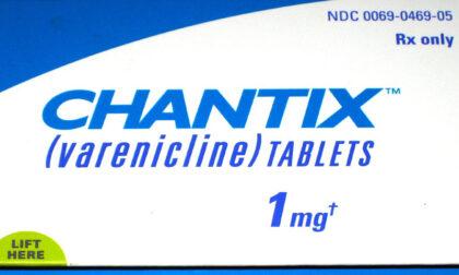 Pfizer richiama la pillola antifumo Chantix: contiene agente cancerogeno