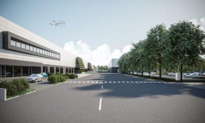 A Pavia un nuovo polo logistico targato SFRE