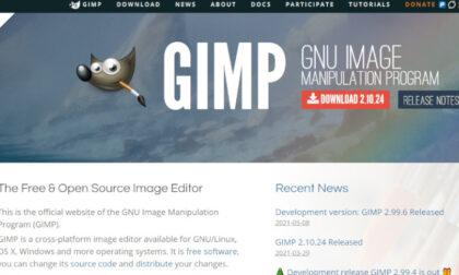 Montaggio di due foto con Gimp in pochi semplici passaggi