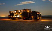 Ecco il camper più grande del mondo (indovina di chi è...)