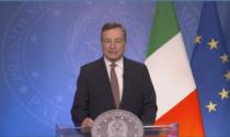 """Draghi: """"Dall'Italia 45 milioni di dosi per i Paesi poveri"""""""