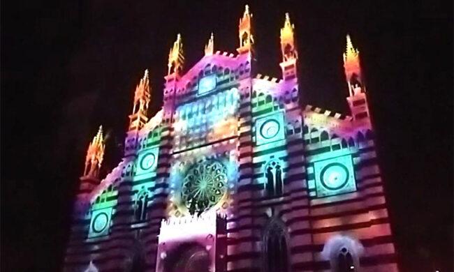 Luci d'autore: il Duomo di Monza come non l'avete mai visto, in quattro video