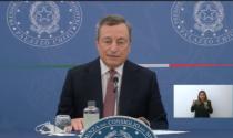 Draghi: sì a terza dose e obbligo vaccinale