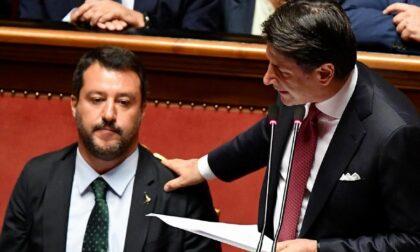 """Salvini: """"Centrale nucleare in Lombardia? Perché no"""". Conte: """"Se gli piace se ne vada in Francia"""""""
