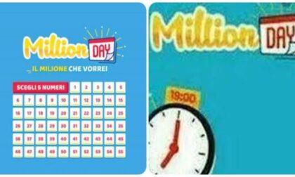Che fortuna! Gioca un euro, vince un milione!