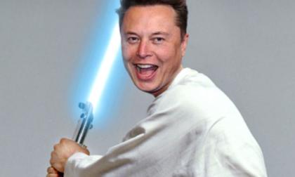 Altro che tergicristalli, Elon Musk punta ai laser