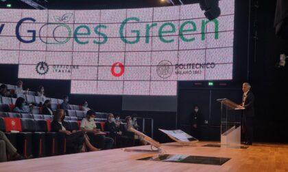 Italy Goes Green per il cambiamento climatico