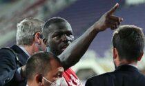 Attacco razzista al difensore del Napoli Koulibaly: gli danno della scimmia