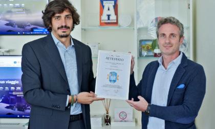 Gruppo Autotorino riceve l'Italy's Best Employers 2021/22
