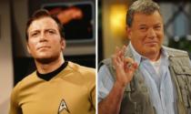 Il capitano Kirk di Star Trek a 90 anni andrà davvero nello spazio