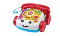 Il telefono Fisher Price ora... telefona davvero