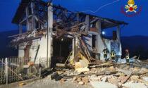 Esplode palazzina a Cuneo, forse fuga di gas: il video dei soccorsi