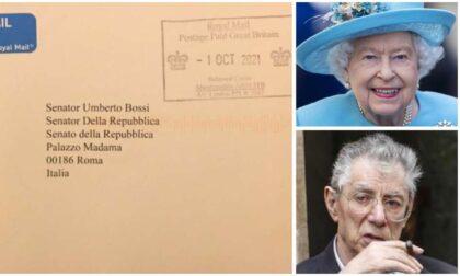 La Regina Elisabetta ha scritto una lettera a Umberto Bossi