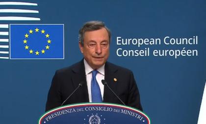 """Pensioni, Draghi categorico: """"Quota 100 non sarà rinnovata"""""""