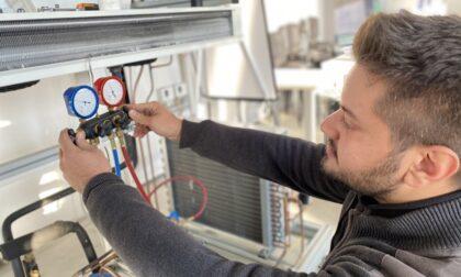 Diventa tecnico di sistemi refrigeranti con ASLAM
