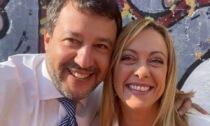 """Salvini e quell'audio con le """"rotture di c..."""" della Meloni e Fratelli d'Italia"""