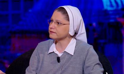 """Suor Anna Monia Alfieri: """"La politica recuperi i contenuti"""""""