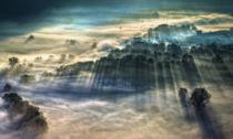 Fenomeni meteo: la foto più bella del mondo arriva dalla Lombardia